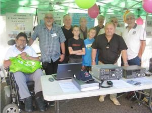 Fete de Quartier 2015 Radioamateurs Inquiets