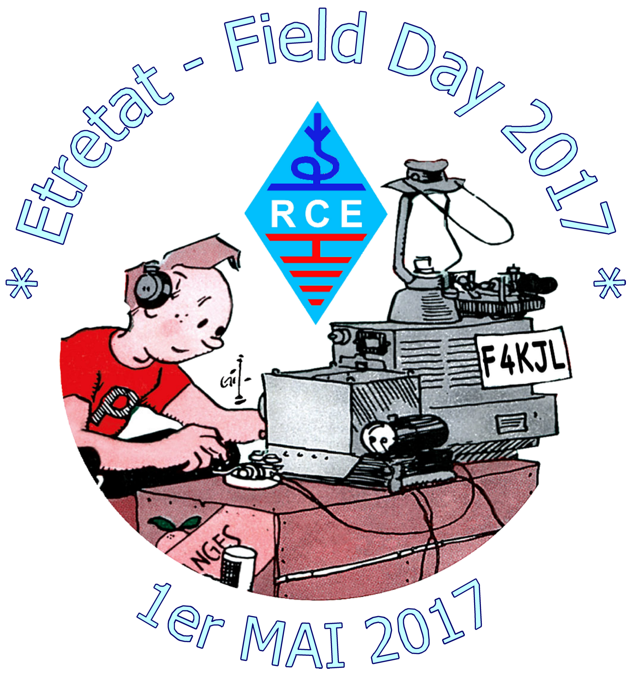 [RCE] Field Day 2017