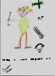 dessin enfant morse